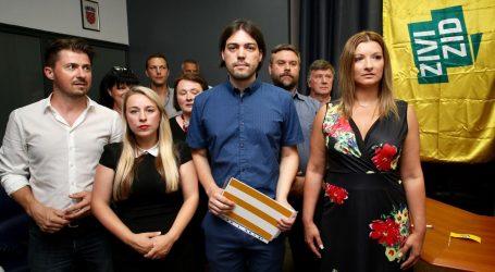 Sinčić u Splitu otvorio Regionalni ured Živog zida