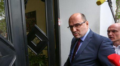 Milijan Brkić pobunio se protiv Plenkovića na sjednici zagrebačkog HDZ-a o usvajanju Bandićeva GUP-a