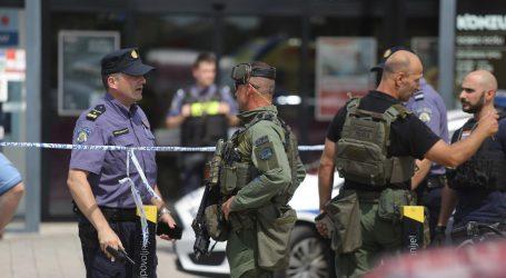 Pljačka banke i pucnjava u Zagrebu, jedan razbojnik u bijegu