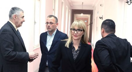 Raspad harmonije Brune Esih i Zlatka Hasanbegovića?