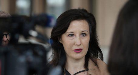 """DALIJA OREŠKOVIĆ """"Šeparović sprječava donošenje odluka o sukobima interesa Plenkovića"""""""