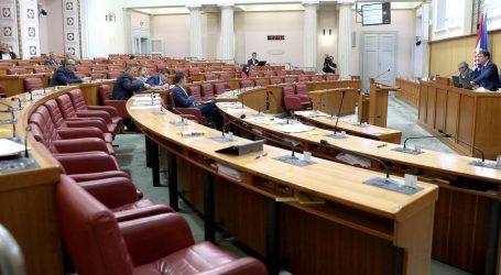 Ostavka Kuščevića tema slobodnih govora u Saboru
