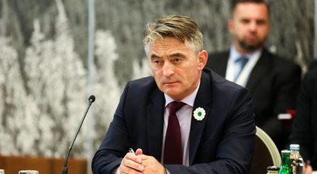 Željko Komšić pozvao hrvatskog veleposlanika u BiH na hitan sastanak