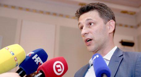 """PETROV: """"Ostavka nije čin odgovornosti, nismo čuli da je Kuščević radio išta loše"""""""