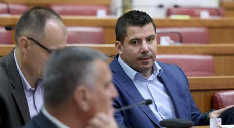 Most uputio u proceduru opoziv ministra rada Marka Pavića