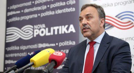 Orepić objavio kandidaturu za predsjednika Hrvatske