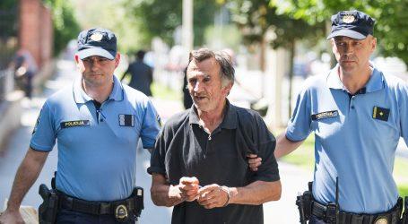 Osumnjičenom za ubojstvo socijalne radnice određen istražni zatvor