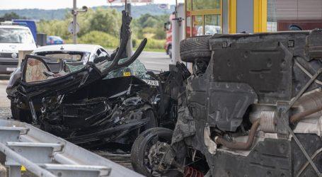 Vozaču koji je prouzročio tešku prometnu nesreću na naplatnim kućicama u krvi pronađena droga