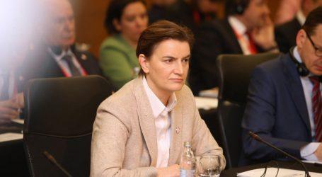 Brnabić očekuje skori Plenkovićev posjet zemljama jugoistoka Europe