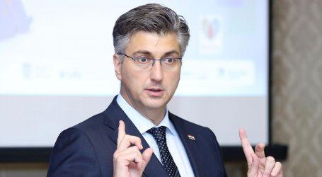 SASTANAK U 18:30: Plenković okuplja Predsjedništvo i Nacionalno vijeće HDZ-a