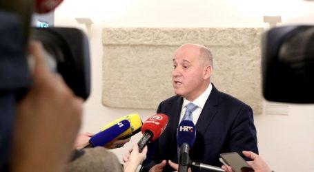 """BAČIĆ: """"Ostavka Kuščevića nema nikakve veze s ultimatumom HNS-a"""""""