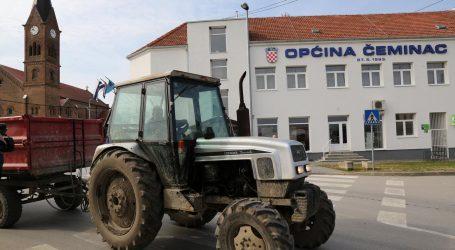 Policija i USKOK upali u Općinu Čeminac, pretres još u tijeku