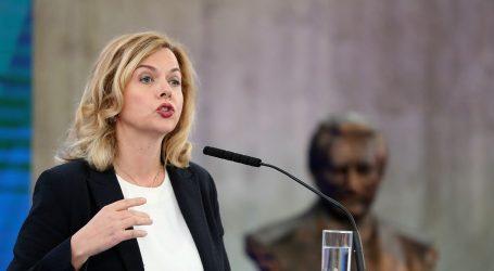 "ŽELJANA ZOVKO (HDZ) ""Milorad Dodik glas razuma"""