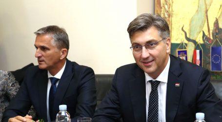 """VLADA """"Ostavka je rezultat razgovora Plenkovića i Marića"""""""