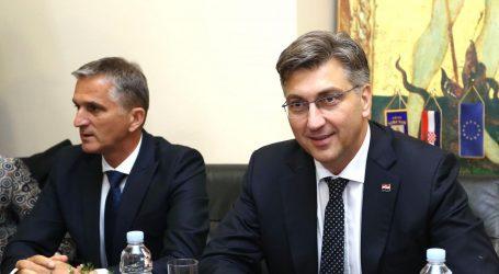 Goran Marić u Vladi se jutros sastao s Plenkovićem