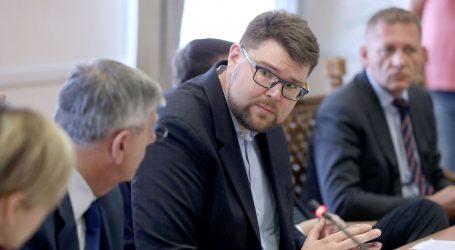 SDP napustio sjednicu Odbora za Ustav
