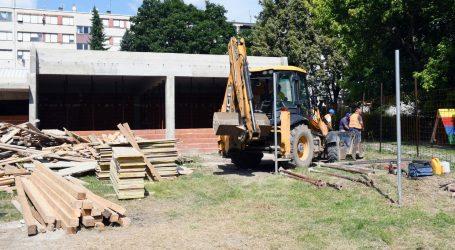 Grad Sisak povećava kapacitete i podiže standard u vrtićima