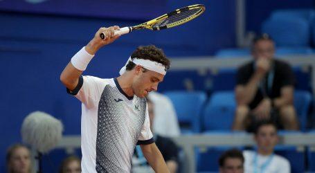 ATP Umag: Branitelj naslova Marco Cecchinato ispao već u prvom kolu