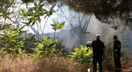 Lokaliziran požar na splitskom Marjanu