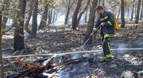 POLICIJA POTVRDILA: Uzrok požara na Zrću ljudska radnja