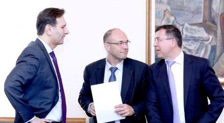 Stier i Milošević idu zajedno u utrku za novog šefa HDZ-a