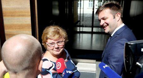 """Je li ministar Ćorić izjavu kolegice dovršio s psovkom? """"Ako sam to rekao, ispričavam se"""""""