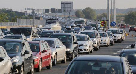 Po autocestama u Hrvatskoj u 2018. prošlo 3,3 posto više vozila