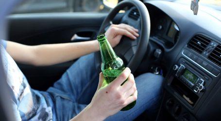 Pijanstvo za volanom i prolazak kroz crveno – 10 tisuća kuna