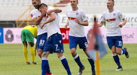 Hajduk – Zorja 1-1 u posljednjoj pripremnoj utakmici pred početak sezone