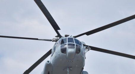 Vojni helikopteri pomogli u akcijama spašavanja na Kamešnici i u Omišu
