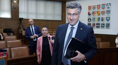 """PLENKOVIĆ: """"Iz odluke Ustavnog suda ne proizlazi obveza dvojezičnih ploča u Vukovaru"""""""
