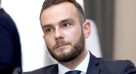 Aladrović preuzeo Ministarstvo rada, prva aktivnost obnova GSV-a