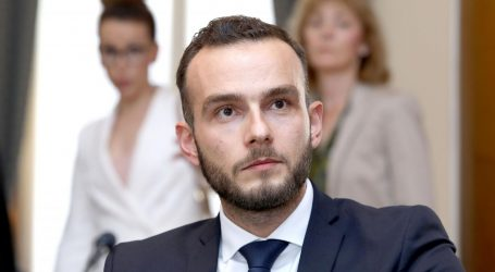 Josip Aladrović, najmlađi ministar s velikim upravljačkim iskustvom