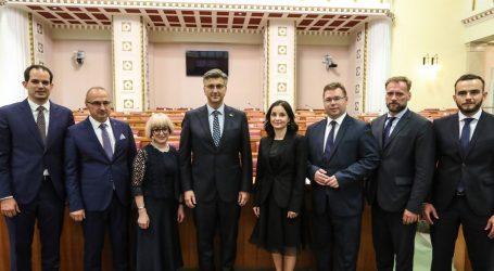 Novi ministri danas stupaju na dužnost