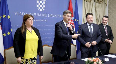 Vrh HDZ-a, tvrde, ne razgovara o Kuščeviću