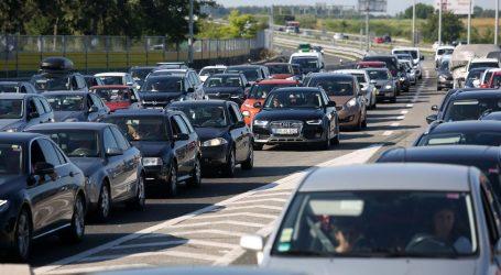 Pojačan promet na cestama, na A1 se vozi otežano zbog nesreće