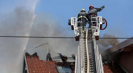 SMRT VATROGASCA Policija nastavlja očevid