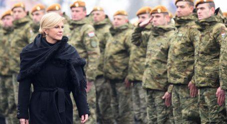 Predsjednica izrazila sućut obitelji poginulog vojnika u Afganistanu