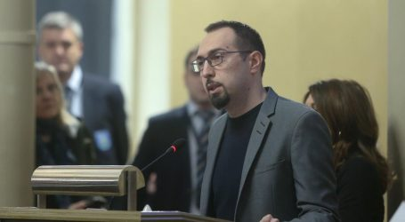 "TOMAŠEVIĆ: ""Sporazum o pročišćivanju otpadnih voda štetan za Zagreb"""