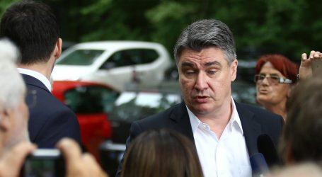 SDP podržao Milanovića za predsjedničkog kandidata