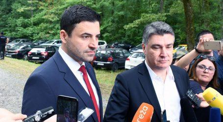 Glavni odbor SDP-a o Zoranu Milanoviću