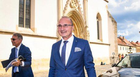Grlić Radman susreo se s predstavnicima Diplomatskoga zbora