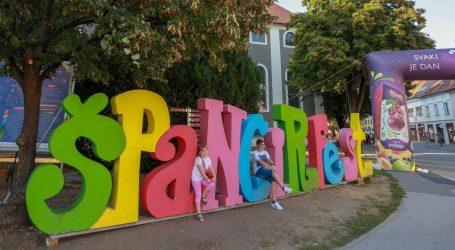 21. Špancirfest od 23. kolovoza do 1. rujna