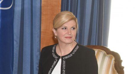 Grabar-Kitarović uskoro u državnom posjetu Izraelu