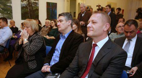 HSS podržava Milanovića u izbornoj trci za predsjednika