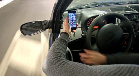 Korištenje mobitela u vožnji kažnjavat će se sa tisuću kuna