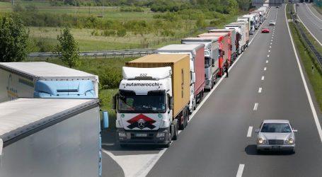 HGK: Novi režim teretnog prometa sa Slovenijom štedi milijune našim prijevoznicima
