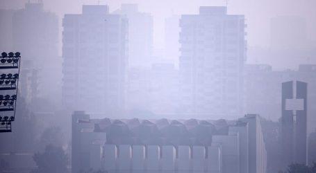 Zagreb i dalje u dimu, očekuje se normalizacija do kraja dana