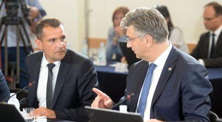 """POSAVEC: """"Premijer i ja nismo ni riječi progovorili o odnosima stranaka"""""""