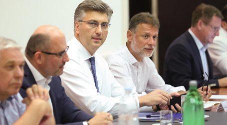 Sjednica Predsjedništva i Nacionalnog vijeća HDZ-a traje već satima